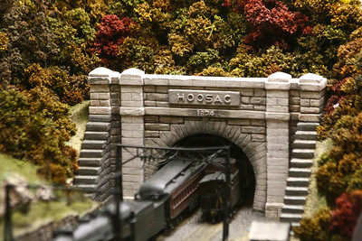 Western Gateway Heritage State Park The tunnel was dug 4.75 miles through Hoosac Mountain, linking Massachusetts to Albany