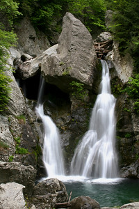 Bash Bish Falls, Mt. Washington, Ma  http://www.mass.gov/dcr/parks/western/bash.htm