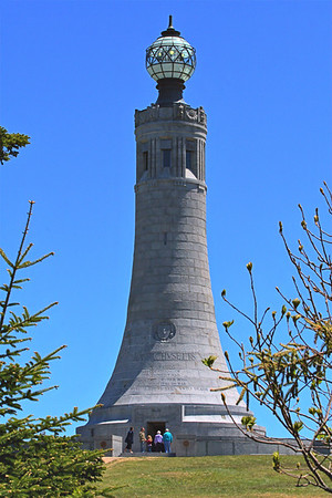 The Veterans War Memorial Tower at Mt Greylock. http://www.mass.gov/dcr/parks/mtGreylock/