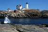 Nubble Lighthouse, York, Maine