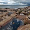 Reflecting tide pool