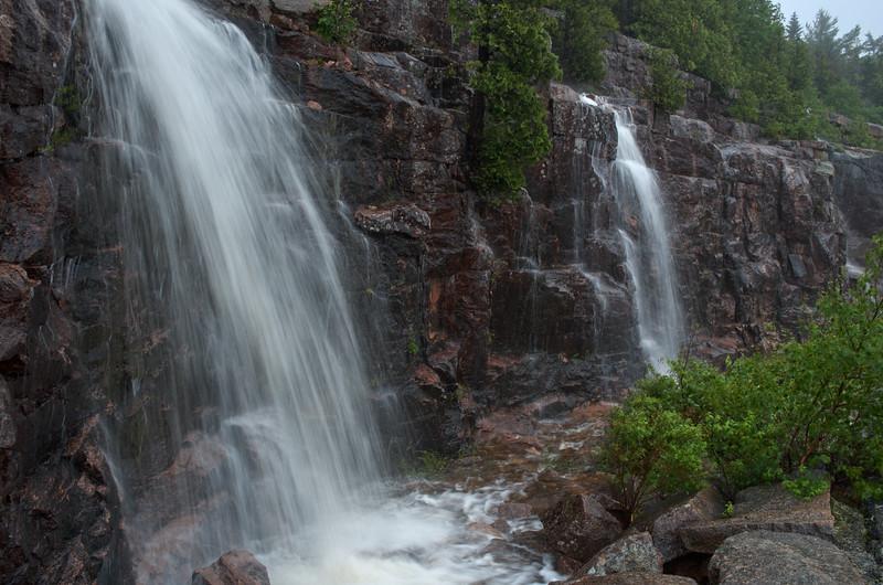 Waterfall, Mt Cadillac