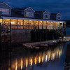 Night in Southwest Harbor