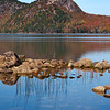 Jordan Pond reflection