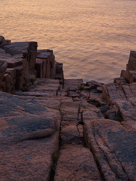 Rocks on Shore Drive