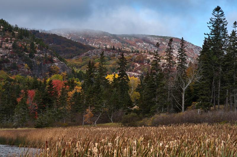 Mt Enoch, fall