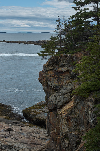 Great Head cliffs