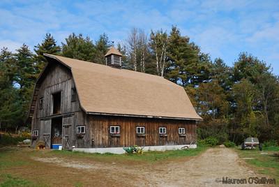 Rustic Barns, Glocester, Rhode Island