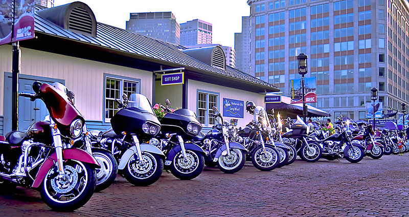 Motorcycles on Long Wharf2.jpg