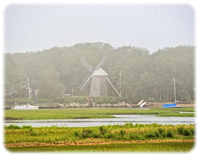 Judah Baker Windmill