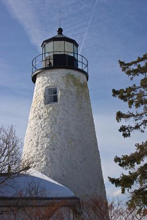 Dyces Head Lighthouse, Castine, Maine