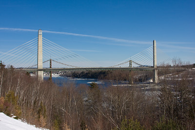 Penobscot Narrows Bridge, Bucksport, Maine