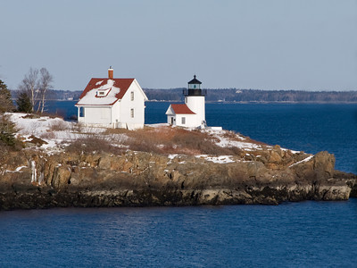 Curtis Island Lighthouse, Camden, Maine