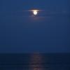 Full Moon, Biddeford, Maine
