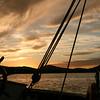 The Schooner Appledore, Camden Harbor, Maine