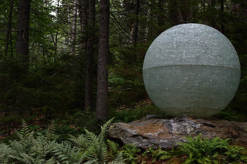 Chiseled Orb by Henry Richardson