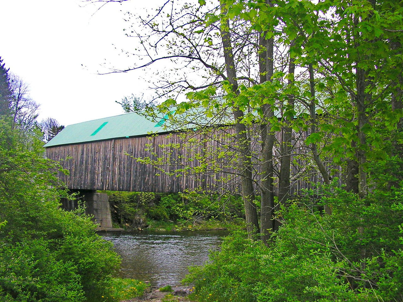Lincoln Covered Bridge
