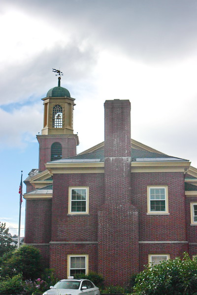 Warner House and St. John's Episcopal Church