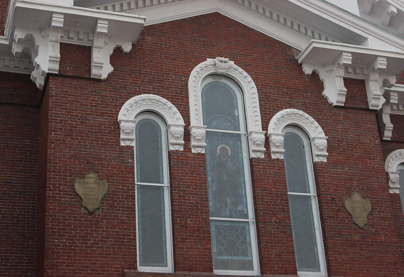 North Church Facade