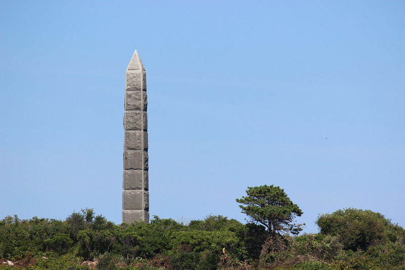 Tucke Monument