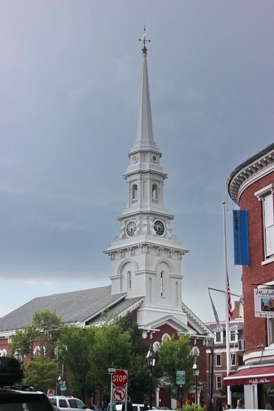 Market Square and North Church