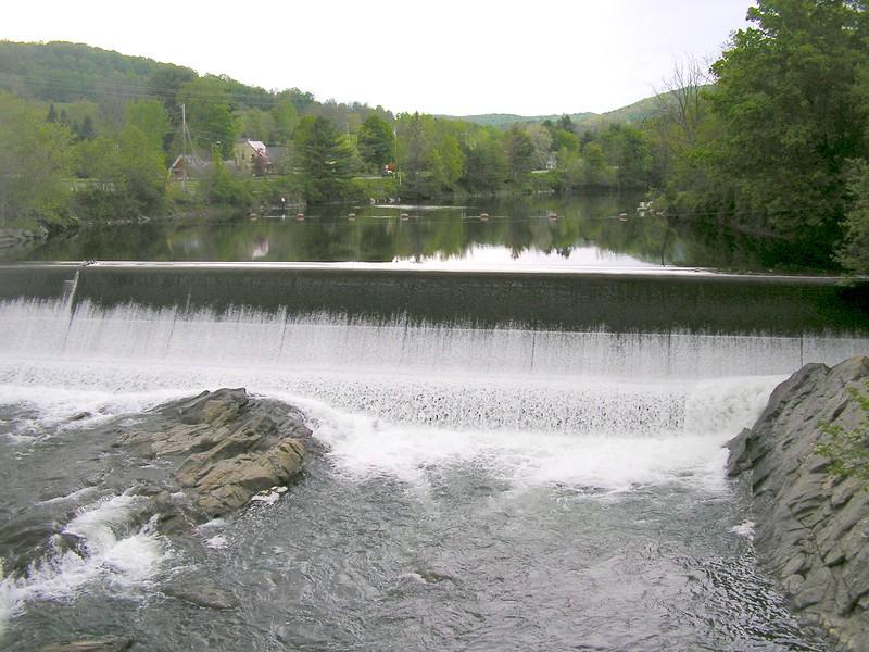 Tatsville Dam