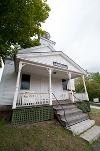 The Grange Hall in East Andover.