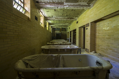 Hydrotherapy State Hospital