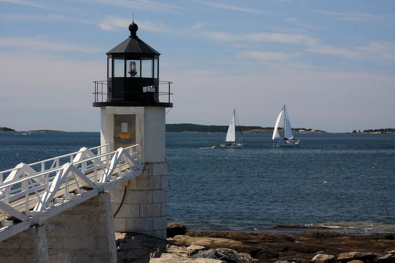 Marshall Point Light, Port Clyde Maine