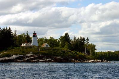 Burnt Island, Boothbay Region, Maine