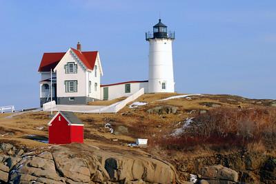 """Cape Neddick, Maine """"Nubble Light"""""""