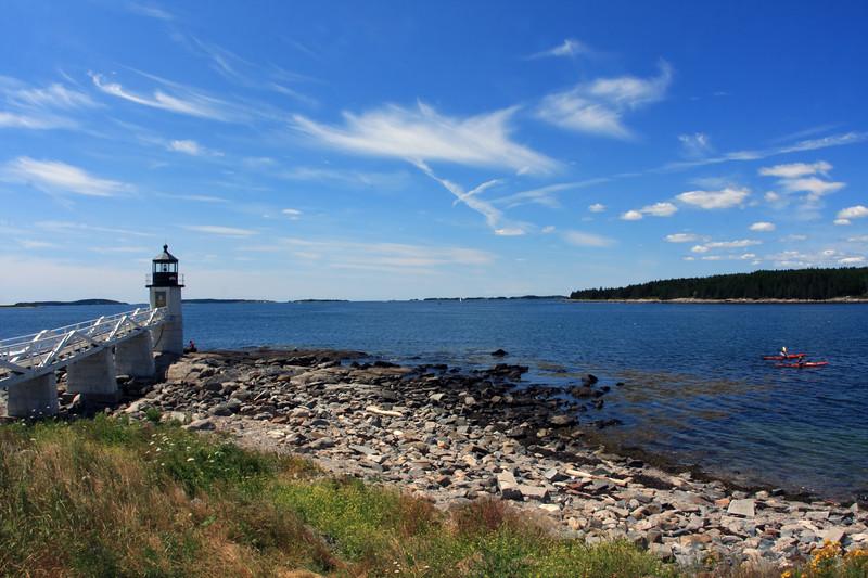 Marshall Light, Port Clyde Maine