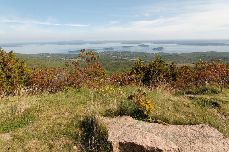 View from Mt. Cadillac