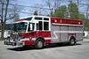 Cumberland, Maine - Rescue 103: 2002 Ferrara Inferno