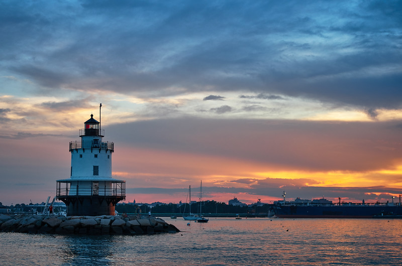 Spring Point Edge light