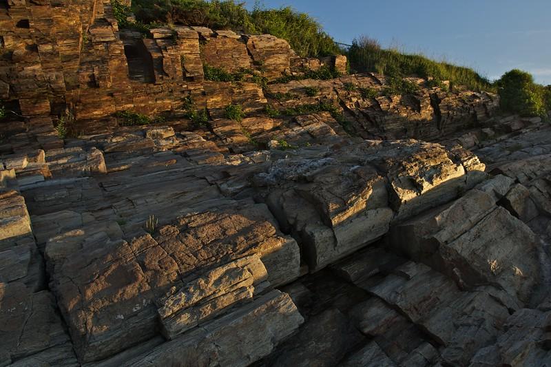 Shoreside Rocks