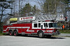 Falmouth, Maine - Tower 2: 1997 E-One Hurricane 95'