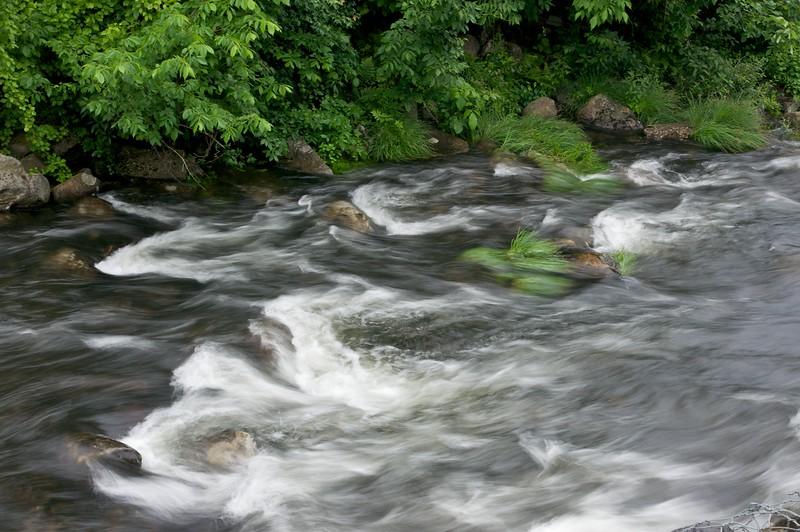 Cascade on Wilson stream