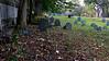 Salem, MA:  Broadstreet Cemetery, Halloween Day, 2017