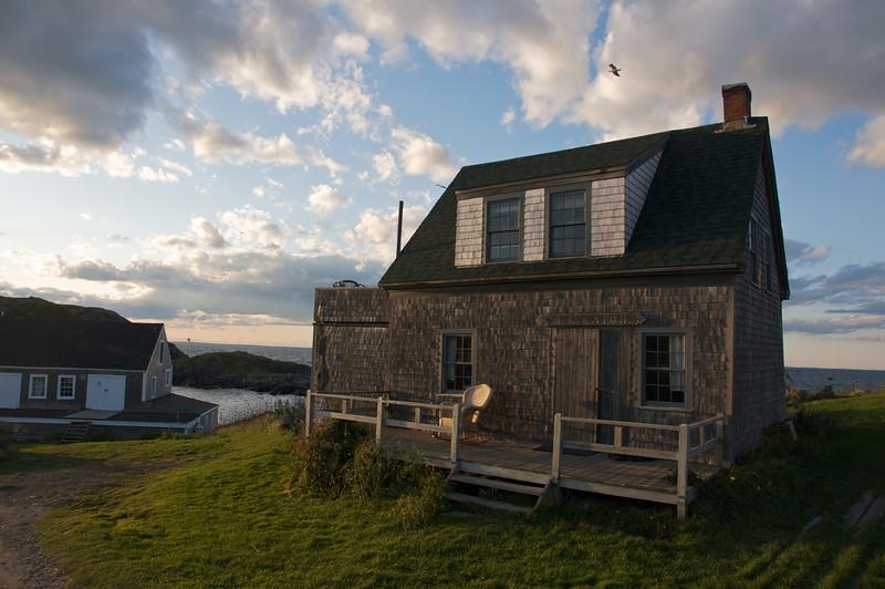 B.L. Eaton house