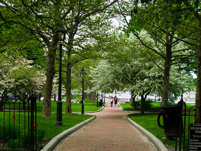 Waterfront Park, Newburyport, Massachusetts