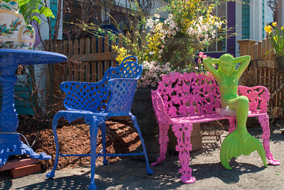 Yard Furniture, Newburyport MA