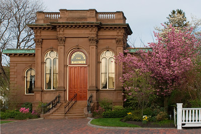 Victorian Bank Building, Newburyport, MA
