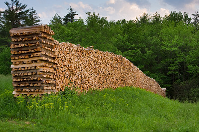 The Woodpile, Merrimac MA