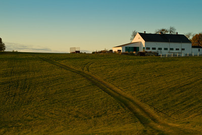 Hilltop Barn, Stratham, New Hampshire