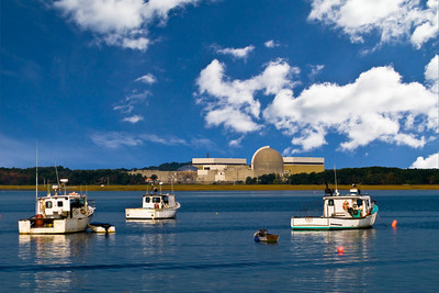Seabrook Nuclear Station, Seabrook, New Hampshire