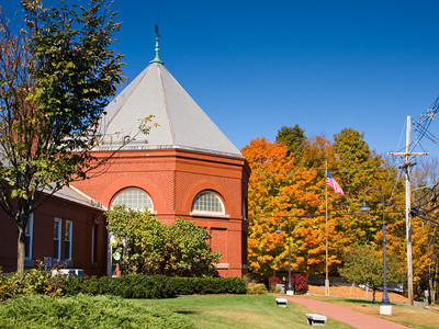 Library, Newmarket, New Hampshire
