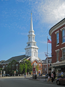 Market Square, Portsmouth NH