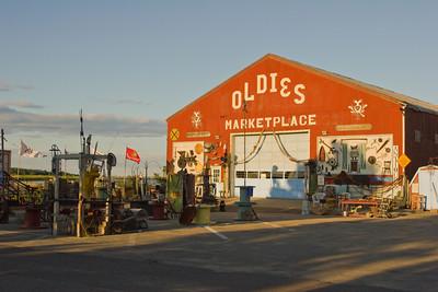Oldies Antiques Store, Newburyport MA