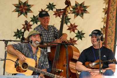 Cajun Band at the Lowell Folk Festival
